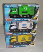 Mac Toys 1:48 úklidové vozidlo