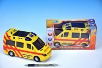 Mikro Trading Ambulance plast 21cm