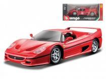 Mikro Trading Auto Bburago 1:24 Ferrari Race & Play F50
