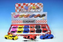 Mikro Trading Auto Kinsmart Lamborghini matný lak