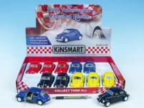 Mikro Trading Auto Kinsmart Volkswagen Beetle classical 13cm