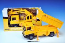 Teddies Auto stavební 43cm