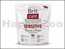 BRIT CARE Grain-Free Sensitive Venison & Potato 1kg