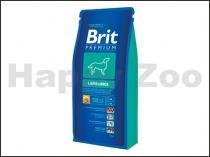 BRIT Premium Lamb and Rice 1kg