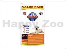 HILLS Canine Adult Light Large Breed 18kg