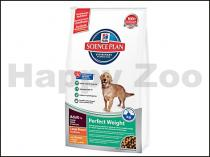HILLS Canine Adult Perfect Weight Large Breed 2kg