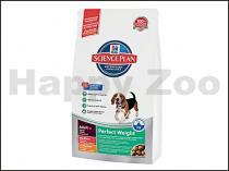 HILLS Canine Adult Perfect Weight Medium 750g
