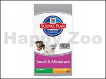 HILLS Canine Puppy Small and Miniature 300g