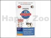 HILLS Canine Senior 7+ Mini 7,5kg