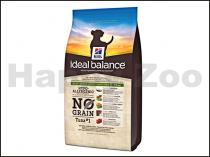 HILLS Ideal Balance Canine No Grain Tuna & Potato 12kg