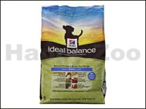 HILLS Ideal Balance Canine Puppy Chicken and Brown Rice 700g