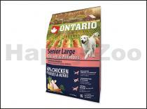 ONTARIO Senior Large Chicken 2,25kg