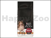 PRO PLAN Dog Medium Adult 14kg