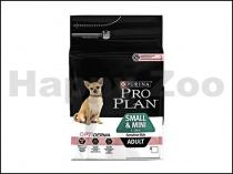 PRO PLAN Dog Small & Mini Adult Sensitive Skin 3kg
