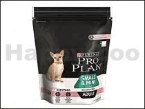 PRO PLAN Dog Small & Mini Adult Sensitive Skin 700g