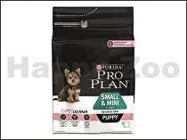 PRO PLAN Dog Small & Mini Puppy Sensitive Skin 3kg