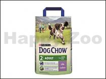 PURINA Dog Chow Adult Lamb and Rice 2,5kg