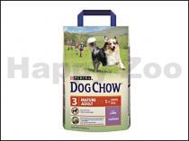 PURINA Dog Chow Adult Mature Lamb and Rice 2,5kg