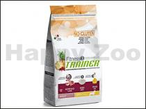 TRAINER Fitness3 No Gluten Adult Mini with Lamb & Rice 7,5kg