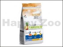 TRAINER Fitness3 No Gluten Adult Mini with Salmon & Maize 2kg