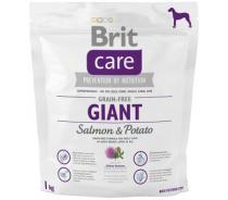 Brit Care Grain Free Dog Adult Giant S & P 1 kg
