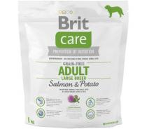 Brit Care Grain Free Dog Adult Large Breed S & P 1 kg