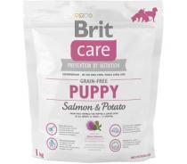 Brit Care Grain Free Dog Puppy Salmon & Potato 1 kg