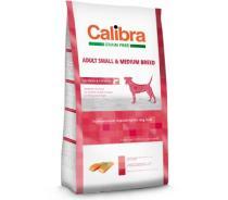 Calibra Dog GF Adult Medium & Small Salmon NOVÝ 12 kg