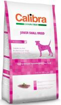 Calibra Dog Grain Free Junior Small Breed Duck 2 kg