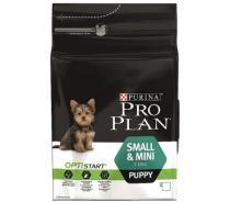 PRO PLAN Puppy Small&Mini 3 kg