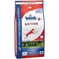 Bosch Activ 15 kg, aktivní, dospělý pes