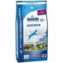 Bosch Junior Medium 15 kg, pro štěňata a rostoucí psy středně velkých ras