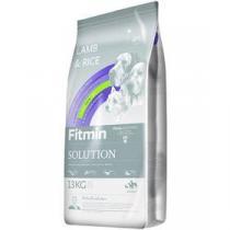 FITMIN dog Solution Lamb&Rice - 13 kg +