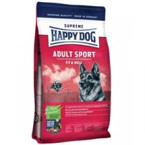 HAPPY DOG ADULT Sport 15 kg Konzerva HAPPY DOG Rind Pur - 100% hovězí maso