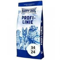 HAPPY DOG Krokette 34/24 20 kg Konzerva HAPPY DOG Rind Pur - 100% hovězí maso