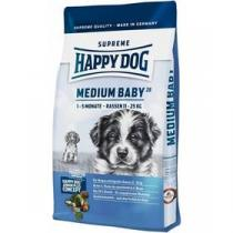 HAPPY DOG MEDIUM Baby 28 10 kg, Konzerva HAPPY DOG Rind Pur - 100% hovězí