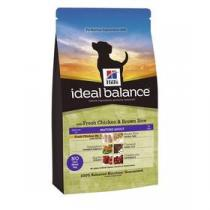 Hill's Ideal Balance Canine Mature Adult with Fresh Chicken & Brown Rice 12 kg +