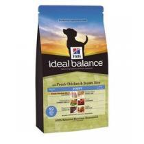 Hill's Ideal Balance Puppy with Fresh Chicken & Brown Rice 12 kg +