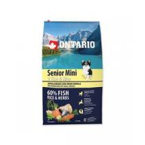 Ontario Senior Mini 7 Fish & Rice 6,5kg +