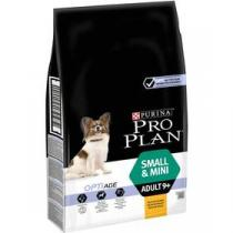 Purina Pro Plan SMALL & MINI ADULT 9+ Kuře 7 kg +