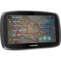 TomTom Trucker 6000 Lifetime mapy + služby