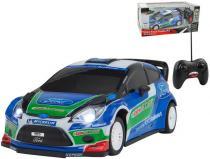 RC Auto Ford Fiesta RS WRC 1:20 na dalkové ovládání 27MHz (na vysílačku)