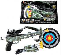 G21 Kuše pistolová s terčem