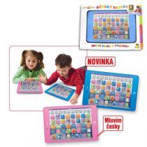 Baby TABLET dětský česko anglický naučný pro děti