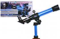 G21 Dětský teleskop modrý 50mm