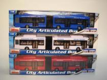 ALLTOYS 1:48 Autobus kloubový