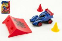 TEDDIES Auto formule s rampou plast 8cm na setrvačník