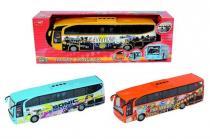 Dickie Autobus Euro Traveller, otevírací dveře
