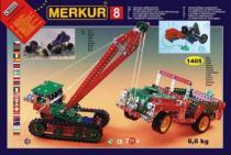 MERKUR Merkur 8 stavebnice