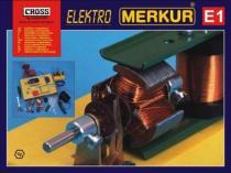 MERKUR Merkur Elektřina magnetismus